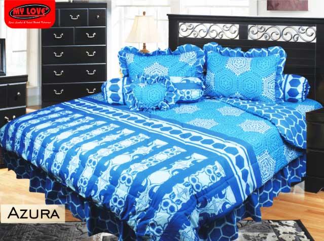 Azura - My Love Sprei & Bed Cover