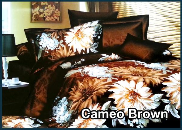 Cameo Brown - Fata Sprei & Bed Cover