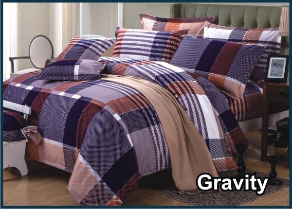 Gravity - Fata sprei & bed cover