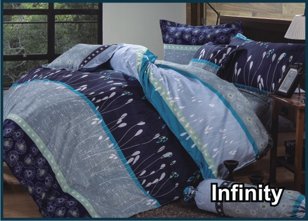 Infinity Fata Sprei & Bed Cover