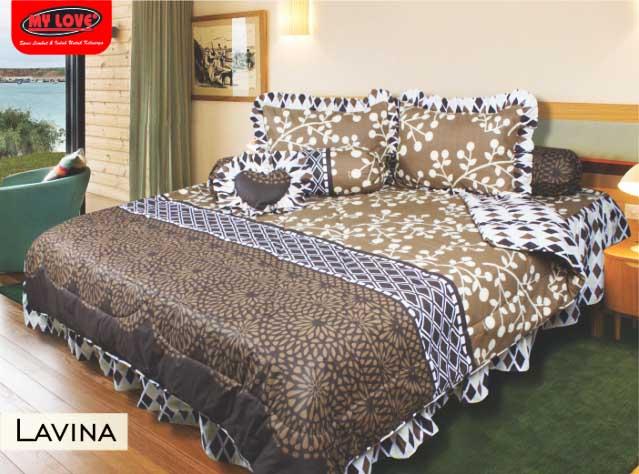 Lavina - My Love Sprei & Bed Cover