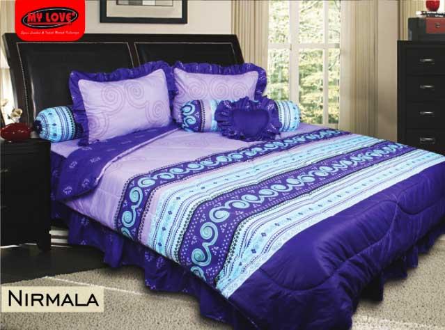 Nirmala - My Love Sprei & Bed Cover