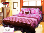 Pinky - My Love Sprei & Bed Cover