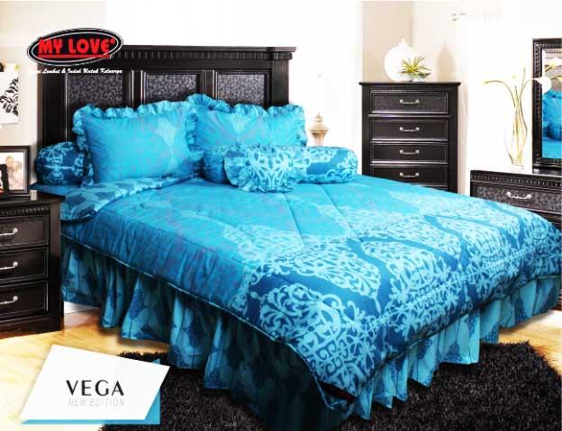 Vega - My Love Sprei & Bed Cover