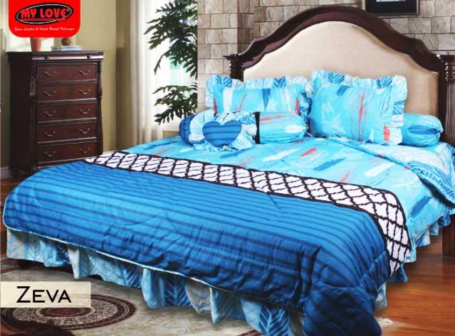 Zeva - My Love Sprei & Bed Cover